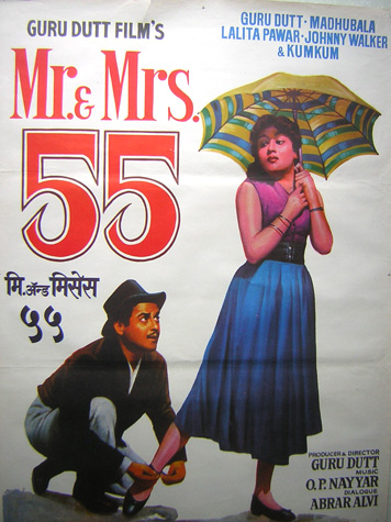 hindi movie Mr. & Mrs. 55